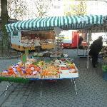 Markt am Fürstenplatz