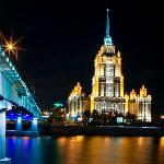 Radisson Royal Hotel, Moscow - Night View