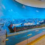 """Unique Diorama """"Moscow – Capital of the USSR"""""""