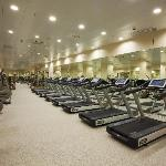 Our Royal Wellness Club features a fully equipped fitness centre