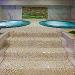 At the Royal Wellness Club Guests also enjoy wet and dry saunas, beauty parlor, treatment areas