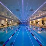Royal Wellness Club features Olympic-sized heated 50-metre pool