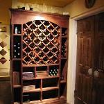 extensive wine list &full bar