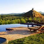 piscina masia durba