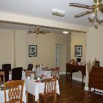 The Welcoming Breakfast Room