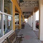Historic 8th Avenue Shopping District On Pass-a-Grille