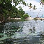 freshwater pool on atv tour