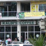 Kaldi's Coffe on Bole Road