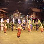 タイの結婚式(ショー)