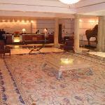 The Reception/Lobby area