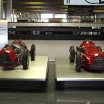 La mitica e vincente 159 F1 Gran Premio di Farina e Fangio