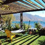 Shade, hammocks, peace, quiet
