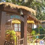 Bio Veda beach facing huts