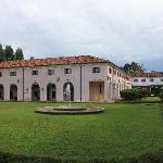 Villa Giustinian - Nebengebäude