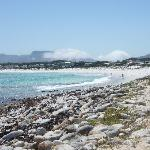 Towards Long Beach, Kommetjie