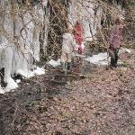 Water fall of ice - Dec 2010