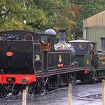 Isle of Wight Steam Railway Photo