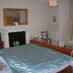 The Square bedroom