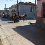 Typical street in Matanzas