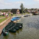 Tiverton Canal Co, Hire Boats,