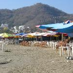 La Boquita beach