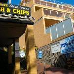 Fish Bizz Entrance