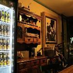 Antique Bife with Goodies