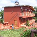 Habitaciones arriba de Restaurant