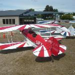Pitts Specials are what we fly.