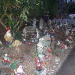 Gnomeville at Rooftrees