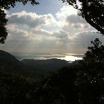 海の見えるハイキングコース