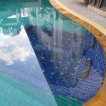 Outdoor Swimming Pool with Outdoor Jacuzzi