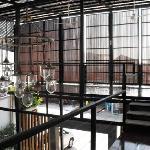 Living Area (Mezzanine)