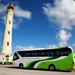 Touring Aruba in comfort and style