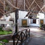 ingresso/receptions villaggio