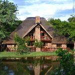 Golf Safari SA's chalet at Kruger Park Lodge