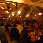 The sugar shack... full of foodies!