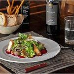 Foto de Chez Gaston Restaurant at Algodon Wine Estates