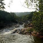 Than sadet waterfalls