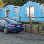 Cabins at Rawene