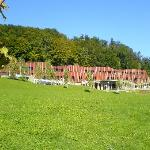 Hotel Sotelia: it blends wonderfully with its surrounding nature