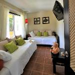 Spacious and comfortable rooms!