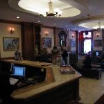 The lobby - L'accueil