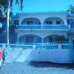 Front view of El Mirador