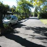 Main drive way