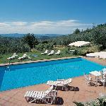 Piscina Villa Il Borraccio