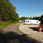 Seasonal and Short Stay Touring Pitches
