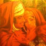 Les tableaux orientalistes du Royal..