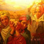 Les tableaux orientalistes du Royal