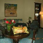Une chambre au raffinement oriental